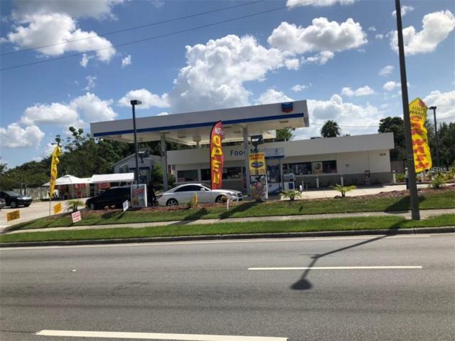 123 Magnolia Avenue, Auburndale, FL 33823 (MLS #A4420847) :: Florida Real Estate Sellers at Keller Williams Realty