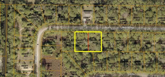 Lots 27 & 28 Moncrief Avenue, North Port, FL 34286 (MLS #A4420911) :: Homepride Realty Services