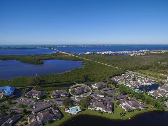 640 Estuary Drive #640, Bradenton, FL 34209 (MLS #A4420969) :: Team Pepka