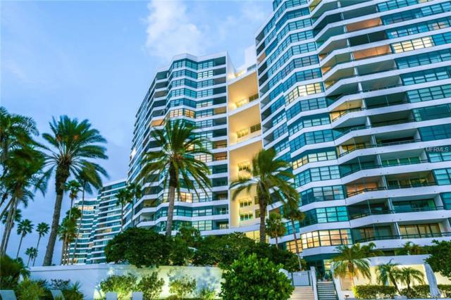 888 Blvd Of The Arts #102, Sarasota, FL 34236 (MLS #A4420987) :: McConnell and Associates