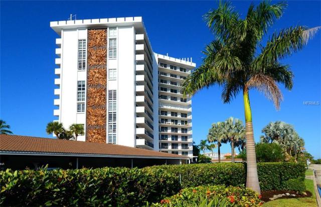 1 Benjamin Franklin Drive #64, Sarasota, FL 34236 (MLS #A4421013) :: McConnell and Associates