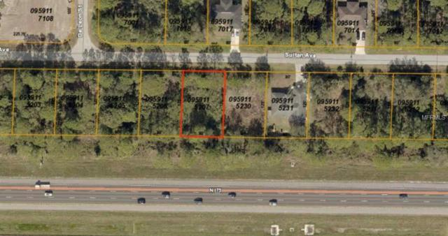 Sultan Avenue, North Port, FL 34286 (MLS #A4421024) :: Homepride Realty Services