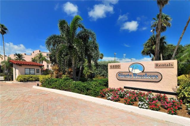 6480 Midnight Pass Road #308, Sarasota, FL 34242 (MLS #A4421041) :: Team Pepka