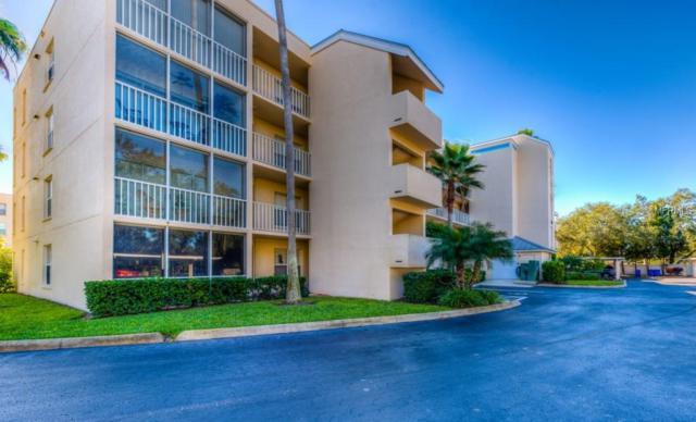 3950 Ironwood Circle #107, Bradenton, FL 34209 (MLS #A4421100) :: Team Pepka