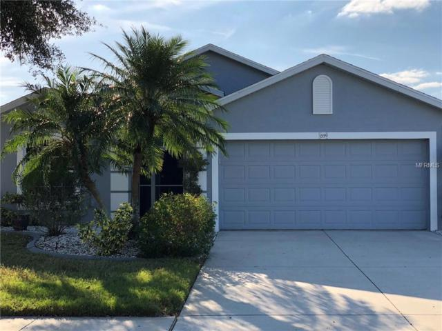 1559 Scarlett Avenue, North Port, FL 34289 (MLS #A4421197) :: Homepride Realty Services