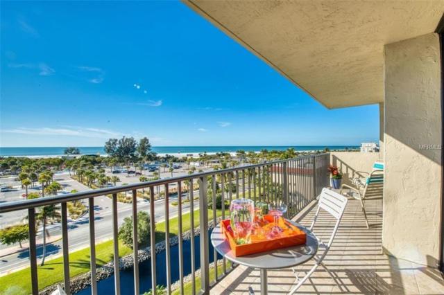 1001 Beach Road A-601, Sarasota, FL 34242 (MLS #A4421463) :: Remax Alliance