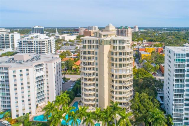500 S Palm Avenue #61, Sarasota, FL 34236 (MLS #A4421492) :: McConnell and Associates