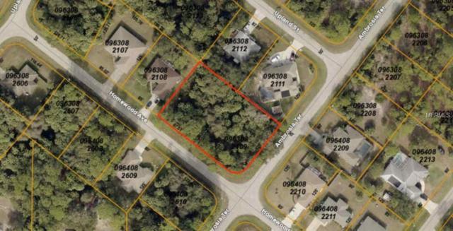 Homewood Avenue, North Port, FL 34286 (MLS #A4421515) :: Remax Alliance