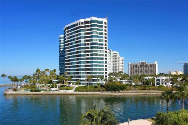 888 Blvd Of The Arts Ph1903, Sarasota, FL 34236 (MLS #A4421540) :: McConnell and Associates