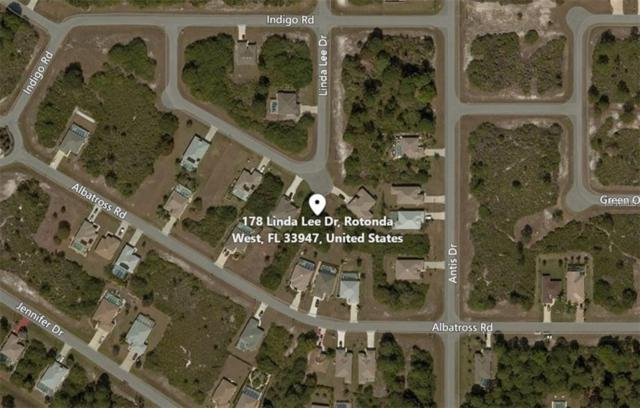 178 Linda Lee Drive, Rotonda West, FL 33947 (MLS #A4421622) :: McConnell and Associates