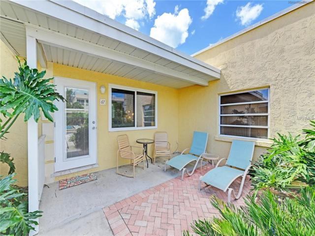 6006 Midnight Pass Road #67, Sarasota, FL 34242 (MLS #A4421637) :: Remax Alliance