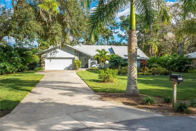 4711 Placid Circle, Sarasota, FL 34231 (MLS #A4421638) :: Griffin Group