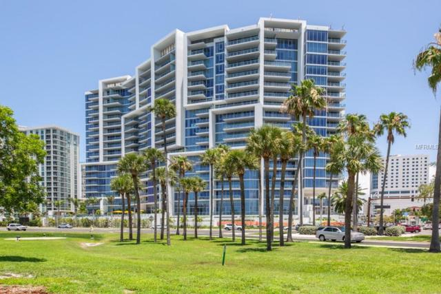 1155 N Gulfstream Avenue #208, Sarasota, FL 34236 (MLS #A4421692) :: McConnell and Associates
