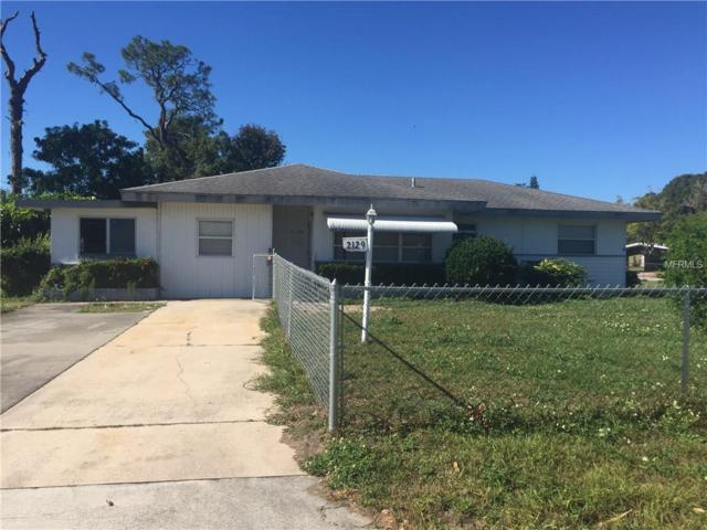 2129 Crampton Avenue, Sarasota, FL 34235 (MLS #A4421709) :: McConnell and Associates