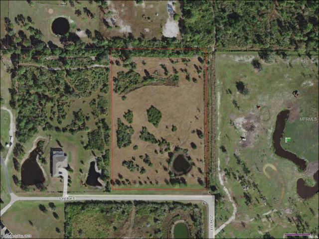 1 E 63RD Avenue, Myakka City, FL 34251 (MLS #A4421775) :: Medway Realty