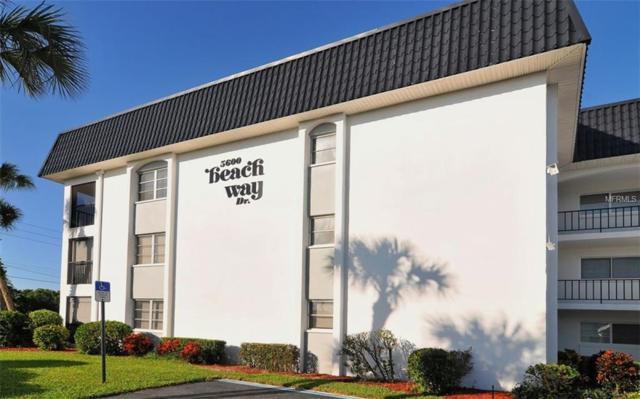 5600 Beach Way Drive #110, Sarasota, FL 34242 (MLS #A4421869) :: 54 Realty