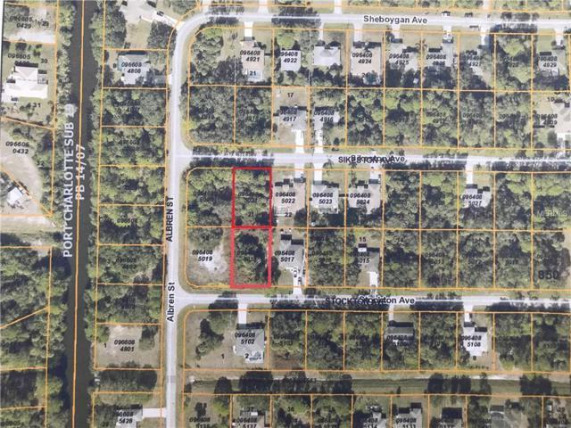 Stockton & Sikeston Avenue, North Port, FL 34286 (MLS #A4422021) :: Remax Alliance