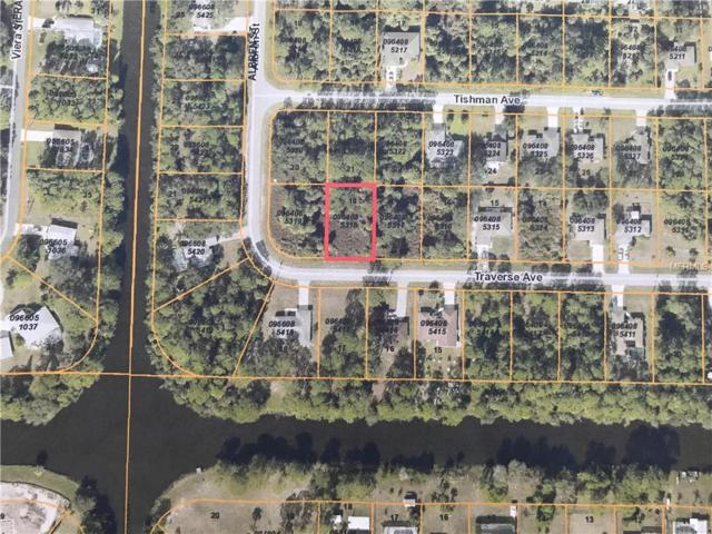 Traverse Avenue, North Port, FL 34286 (MLS #A4422025) :: Homepride Realty Services