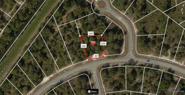 Mattox Circle, North Port, FL 34288 (MLS #A4422249) :: Homepride Realty Services