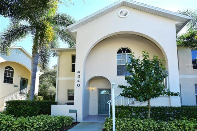 4240 Breezeway Boulevard #310, Sarasota, FL 34238 (MLS #A4422261) :: Mark and Joni Coulter | Better Homes and Gardens