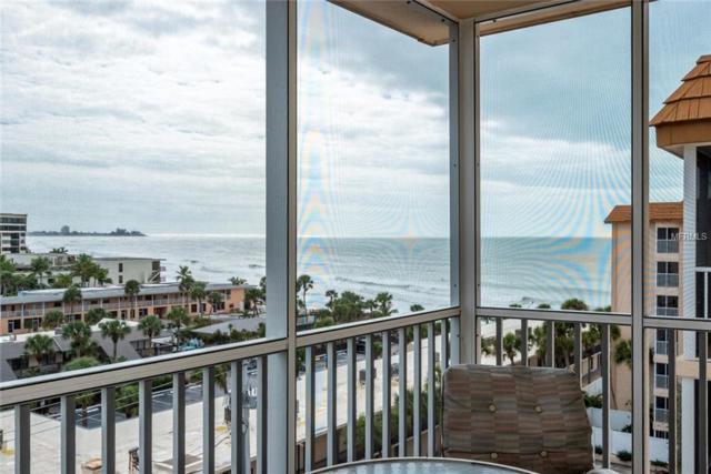 800 Benjamin Franklin Drive #701, Sarasota, FL 34236 (MLS #A4422269) :: Sarasota Home Specialists