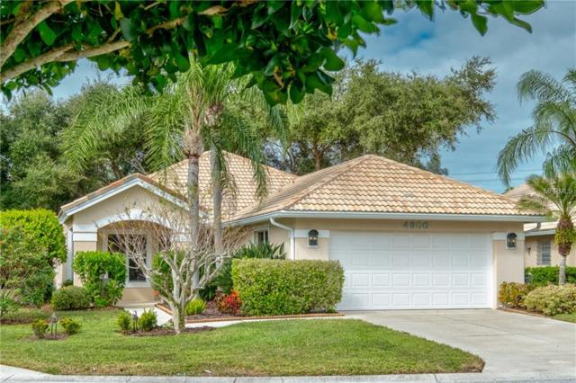 4600 Deer Trail Boulevard, Sarasota, FL 34238 (MLS #A4422275) :: The Duncan Duo Team
