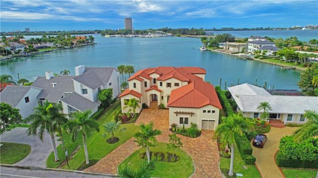 212 Bird Key Drive, Sarasota, FL 34236 (MLS #A4422402) :: Remax Alliance