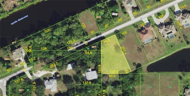 13255 Windcrest Drive, Port Charlotte, FL 33953 (MLS #A4422476) :: Jeff Borham & Associates at Keller Williams Realty