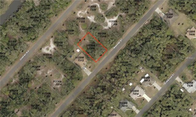 Webster Street, North Port, FL 34288 (MLS #A4422566) :: Griffin Group