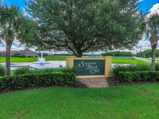 "Ranch Club Blvd. Lot ""I"", Sarasota, FL 34240 (MLS #A4422605) :: Bustamante Real Estate"