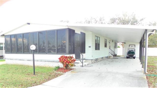 5707 45TH Street E #182, Bradenton, FL 34203 (MLS #A4422956) :: Medway Realty