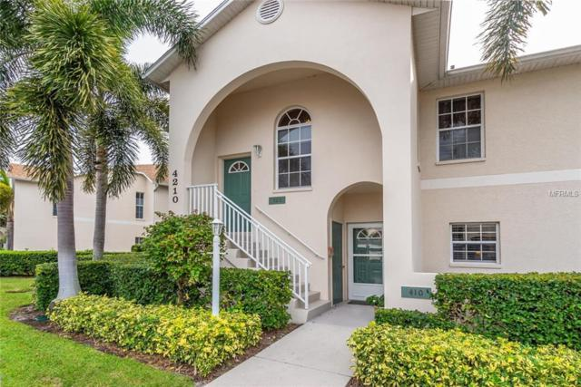 4210 Breezeway Boulevard #420, Sarasota, FL 34238 (MLS #A4423057) :: Mark and Joni Coulter | Better Homes and Gardens