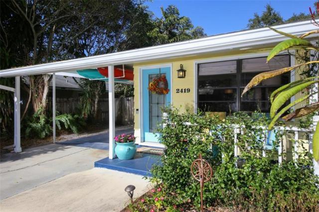 2419 Hillview Street, Sarasota, FL 34239 (MLS #A4423189) :: The Duncan Duo Team