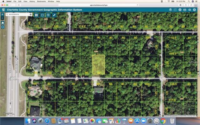 17344 Orion Avenue, Port Charlotte, FL 33954 (MLS #A4423759) :: Griffin Group