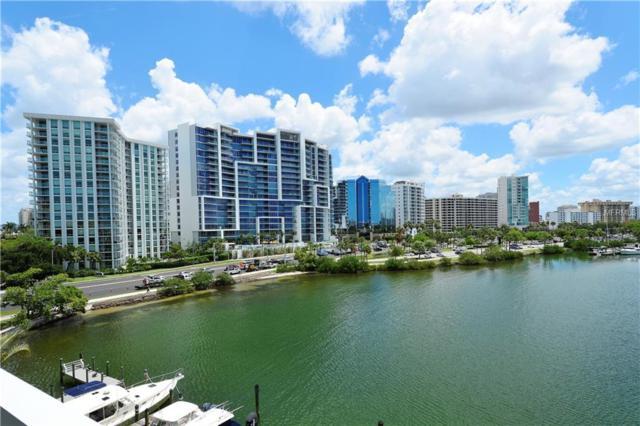 1155 N Gulfstream Avenue #1409, Sarasota, FL 34236 (MLS #A4423932) :: Zarghami Group