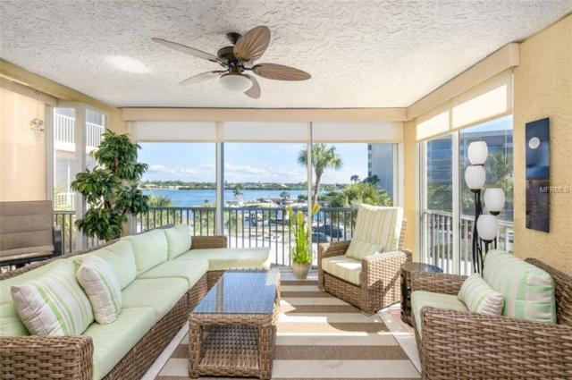 1240 Dolphin Bay Way #301, Sarasota, FL 34242 (MLS #A4423933) :: Zarghami Group