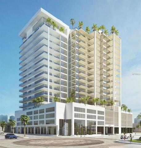 1224 Blvd Of The Arts #1404, Sarasota, FL 34236 (MLS #A4423962) :: Zarghami Group