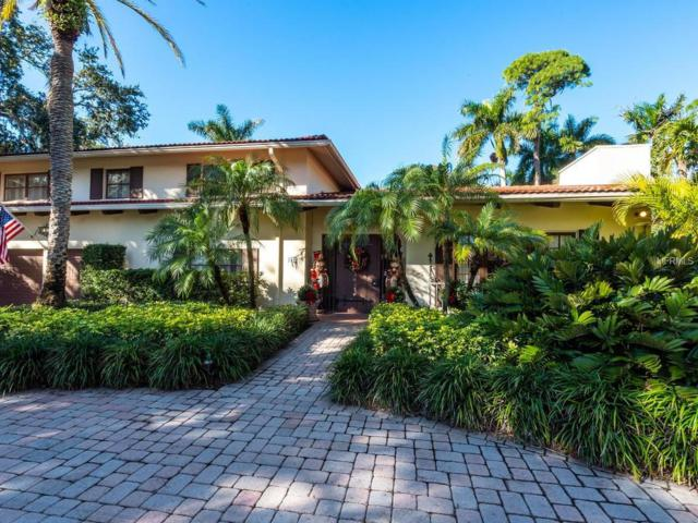 4540 Camino Real, Sarasota, FL 34231 (MLS #A4424026) :: Griffin Group