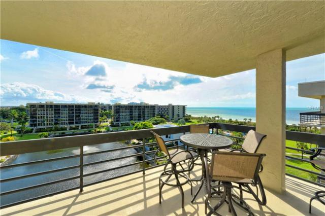 1115 Gulf Of Mexico Drive #601, Longboat Key, FL 34228 (MLS #A4424030) :: KELLER WILLIAMS CLASSIC VI