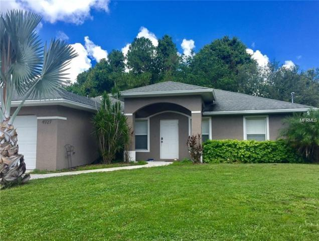 4927 Cromey Road, North Port, FL 34288 (MLS #A4424187) :: Homepride Realty Services