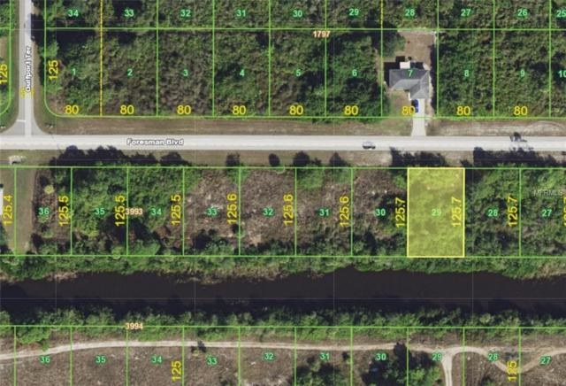 12913 Foresman Boulevard, Port Charlotte, FL 33981 (MLS #A4424228) :: The BRC Group, LLC