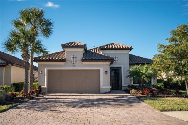 2477 Vaccaro Drive, Sarasota, FL 34231 (MLS #A4424338) :: EXIT King Realty