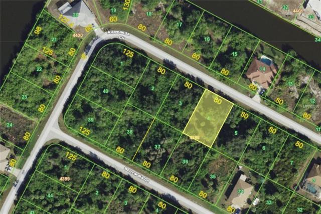 13671 Allamanda Circle, Port Charlotte, FL 33981 (MLS #A4424390) :: Homepride Realty Services