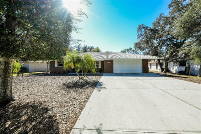 2346 James Lane, Sarasota, FL 34231 (MLS #A4424393) :: EXIT King Realty