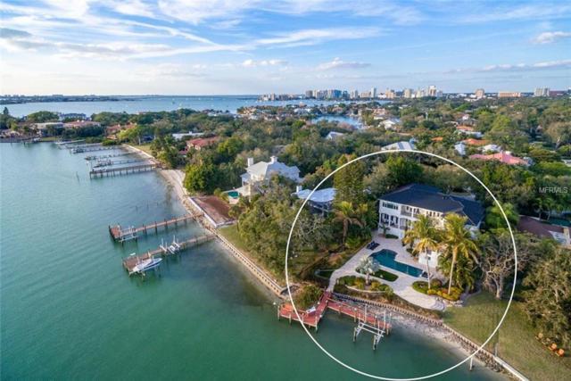 1540 Hillview Drive, Sarasota, FL 34239 (MLS #A4424458) :: Griffin Group