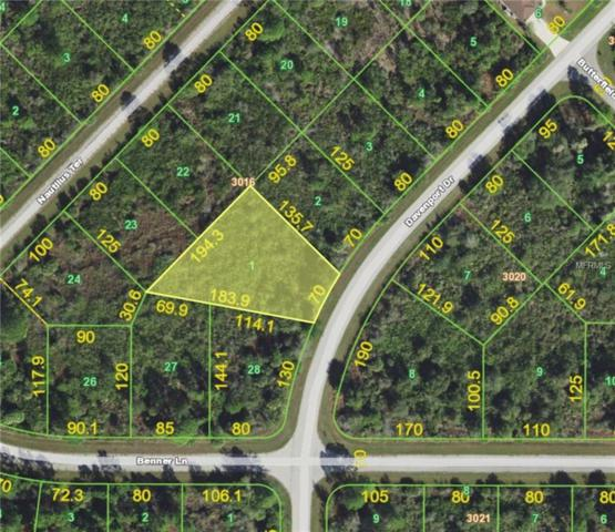 1085 Davenport Drive, Port Charlotte, FL 33953 (MLS #A4424520) :: Zarghami Group