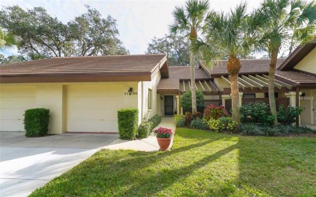 3156 Sandleheath #75, Sarasota, FL 34235 (MLS #A4424545) :: McConnell and Associates