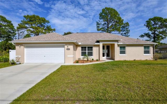 2702 Ensenada Lane, North Port, FL 34286 (MLS #A4424597) :: Griffin Group