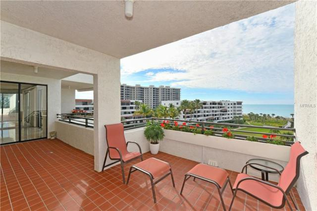 1465 Gulf Of Mexico Drive #504, Longboat Key, FL 34228 (MLS #A4424614) :: Medway Realty