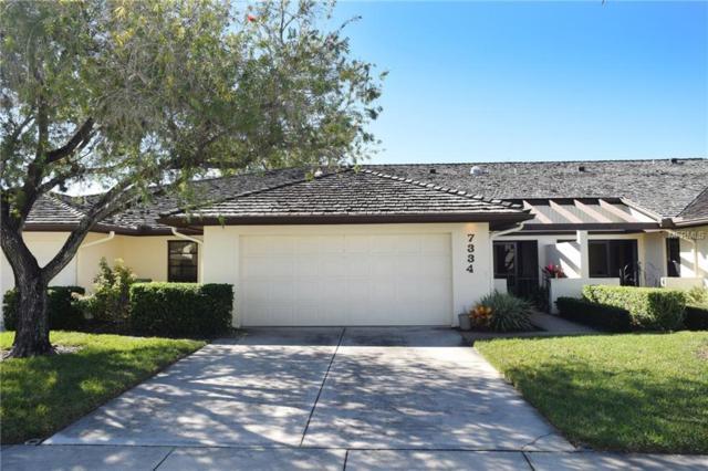 7334 Royal Birkdale Drive 16C, Sarasota, FL 34238 (MLS #A4424620) :: Sarasota Home Specialists